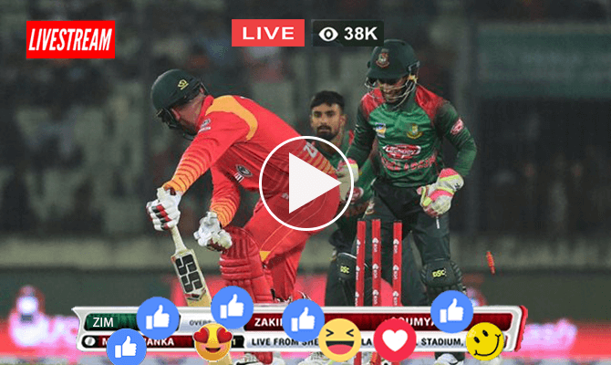 Bangladesh vs Zimbabwe Live Cricket Streaming