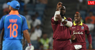 India vs West Indies 4th ODI Online Cricket Streaming
