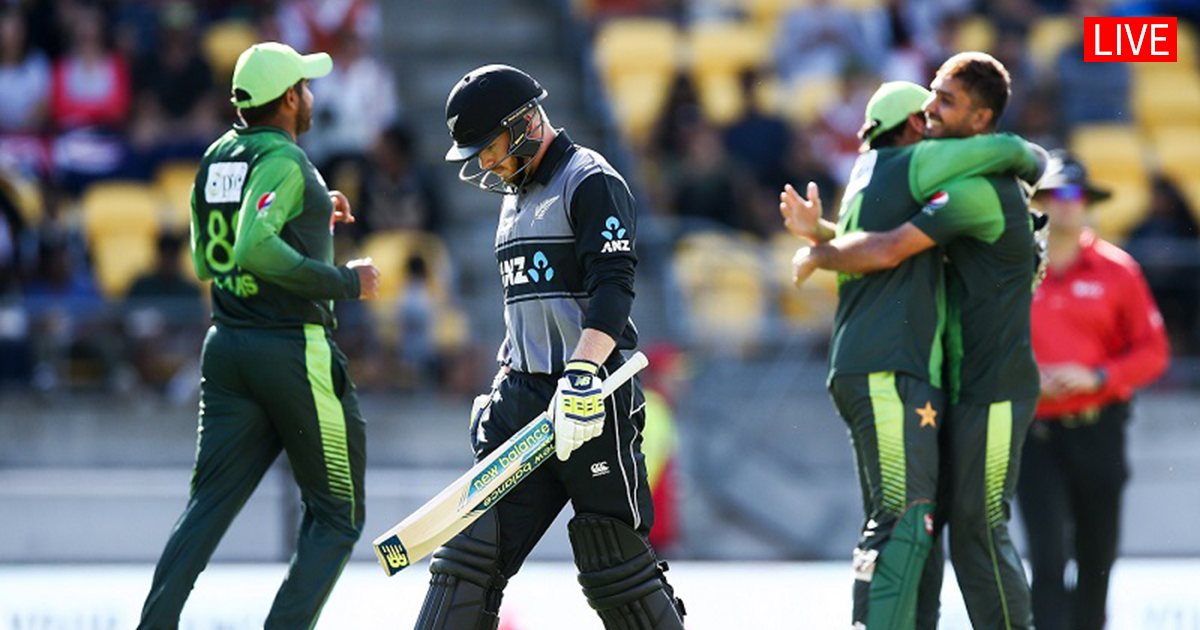 Pakistan vs New Zealand T20