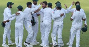 Pakistan vs Ne Zealand 3rd Test 2018