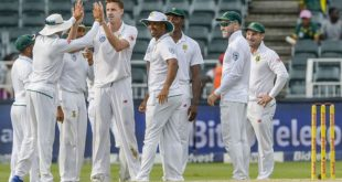 South Africa Vs Pakistan Test Series