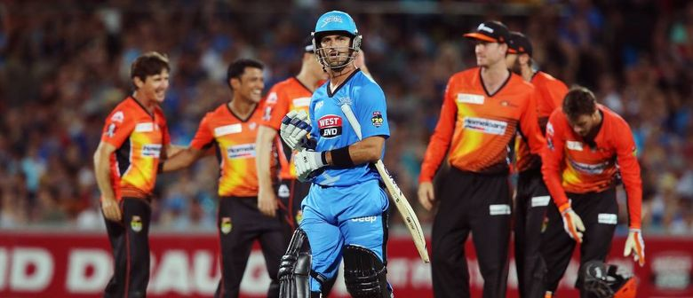 Watch Perth Scorchers vs Adelaide Strikers T20 Live HD Streaming