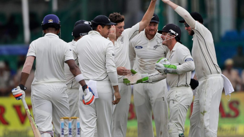 Watch India vs New Zealand 2nd Test Live HD Streaming