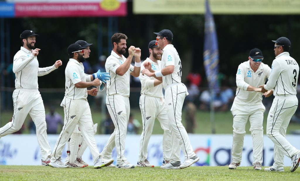 Watch India vs New Zealand 1st Test Live HD Streaming